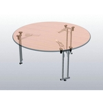 TABLE BASES Flexi R160