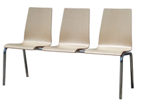 KRIM-BENCH 3-SEAT NATURAL