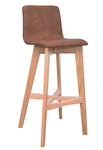 BARSTOOL KRIM NATURE 2 UPHOLSTERED