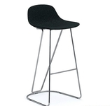UPHOLSTERED BARSTOOL PURE LOOP MINI DANDY BAR
