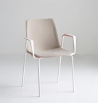 UPHOLSTERED CHAIR AKAMI TB
