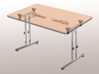 TABLE BASES Flexi 15