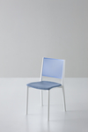 Chair KALIPA with upholstered cushion