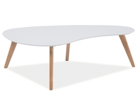 CONFERENCE TABLE FUTURA - WHITE