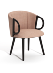 CHAIR CUCARACHA SLIM BL 4