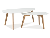 COFFEE TABLE FLAM 2LBB