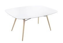 TABLE WOX BEECH ELEO