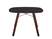 Table WOX IROKO 1000 ANTRACIT