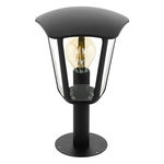 Outdoor luminaire with plinth MONREALE 98122