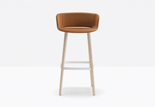 Upholstered bar stool BABILA 2757/2 (2758/2)