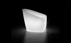 Glowing armchair Settembre